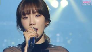 161231 [HD/Viewable] SNSD-TAEYEON (태연)-11:11 @ 2016 M8C Gayo Daejejeon