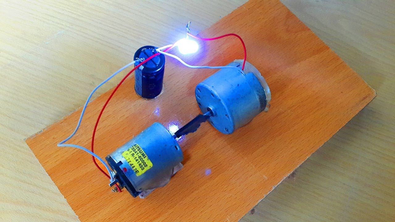 How To Make Free Energy Mini Generator Its Just A Trickrevealed