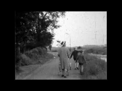 Familie wandeling Bergen - 1962 - Koos Koet sr.