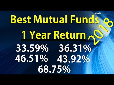 Best mutual funds 2018 |Top Mutual Funds for 2018 | mutual funds India excellent track records