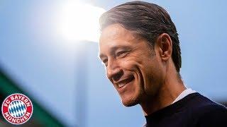 Mission Titelverteidigung startet! | FC Bayern Pressetalk mit Niko Kovac vor DFB-Pokal gegen Cottbus