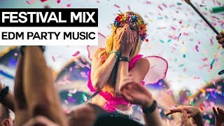 EDM FESTIVAL MIX - Electro House & Dance Party Music 2017 2017 Video