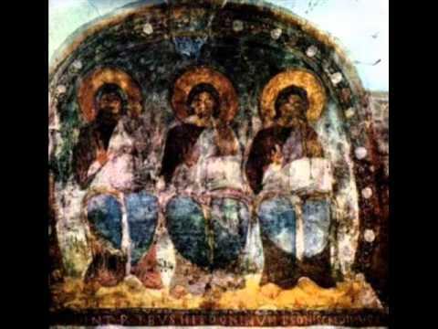 LODE A DIO alla Ss. Trinità di Vallepietra - A. Fierro