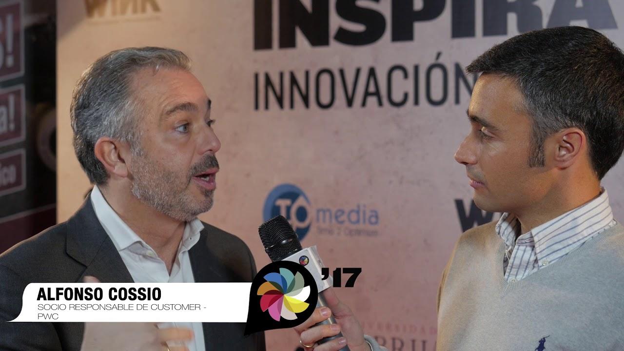 Festival Inspirational 2017: Entrevista a   Jorge Planes y Alfonso Cossio; PwC