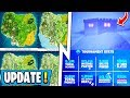 *NEW* Fortnite Update! | Season 7 Teasers, Map Change, Top .00004%!