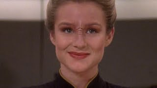 ENSIGN SITO REMEMBERED STAR TREK TNG