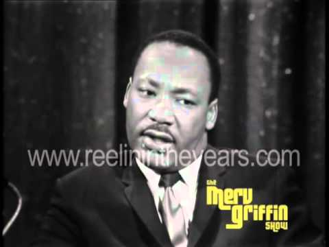 Merv Griffin Interview with Martin Luther King, Jr.