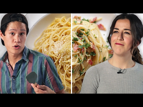 Thumbnail: Pasta Carbonara - Can You Cook This Right?
