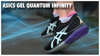 asics gel quantum infinity review