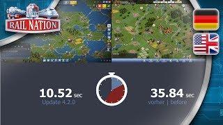 Rail Nation | Update - Performance