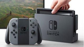 Новая консоль от Nintendo