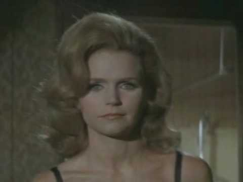 LEE REMICK IN BLACK BRA & PANTIES