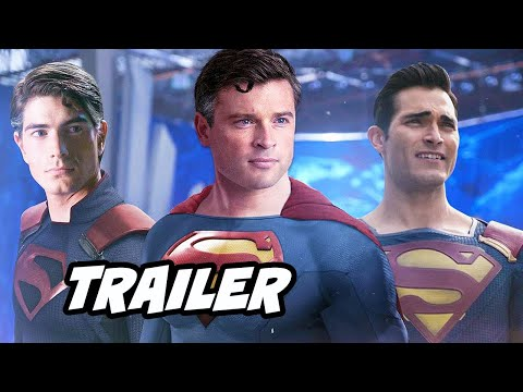 Superman Trailer 2021 – Justice League Crisis On Infinite Earths Easter Eggs Breakdown