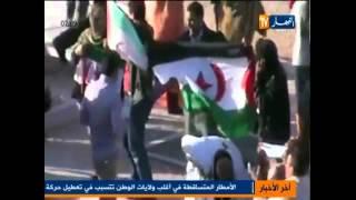 قناة جزائرية تهاجم هسبريس وملوك المغرب بأوصاف منحطة