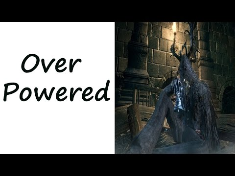 Bloodborne PvP - is the Bloodletter OP?