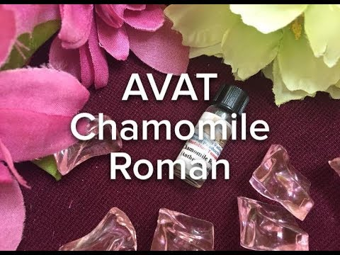 CHAMOMILE ROMAN ESSENTIAL OIL REVIEW | APPALACHIAN VALLEY NATURAL PRODUCTS