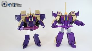 KFC Toys Ditka - Masterpiece Blitzwing - Preview