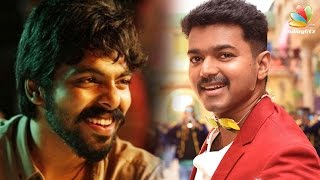 Vijay is NO.1 actor GV Fight with Dhanush Fans