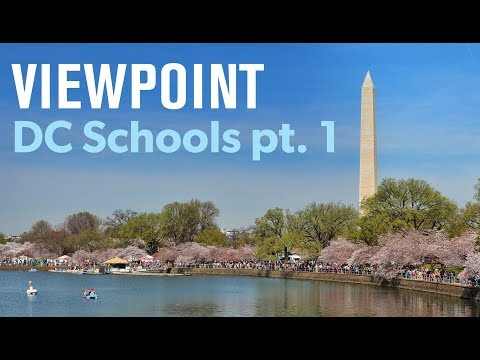 Education reform In DC (Part 1) - interview with Kaya Henderson | VIEWPOINT