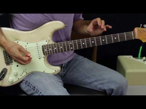 4 Must know blues rhythm & licks tricks (major & minor pentatonic)
