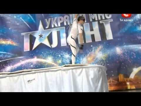 Украина мае талант 3  Киев  Олег Шалимов