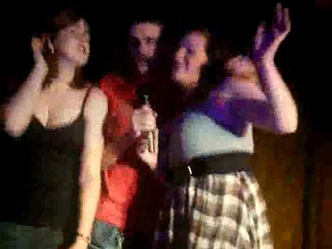 Amy, John and Orla Karaoke- Bring It All Back