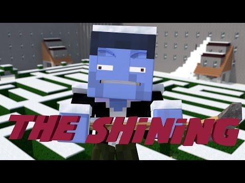 Minecraft Parody - THE SHINING! - (Minecraft Animation)