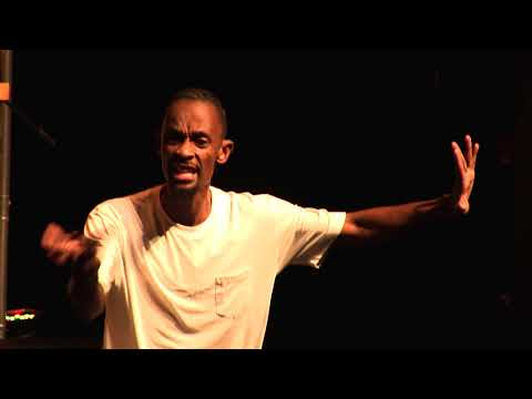 TUFFO THE BULLETMAN PRELUDE AT POETRY AFRICA 2017