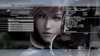 Final Fantasy XIII - Whistlewind Scarf Upgrade: Aurora Scarf (Full Level Improved)