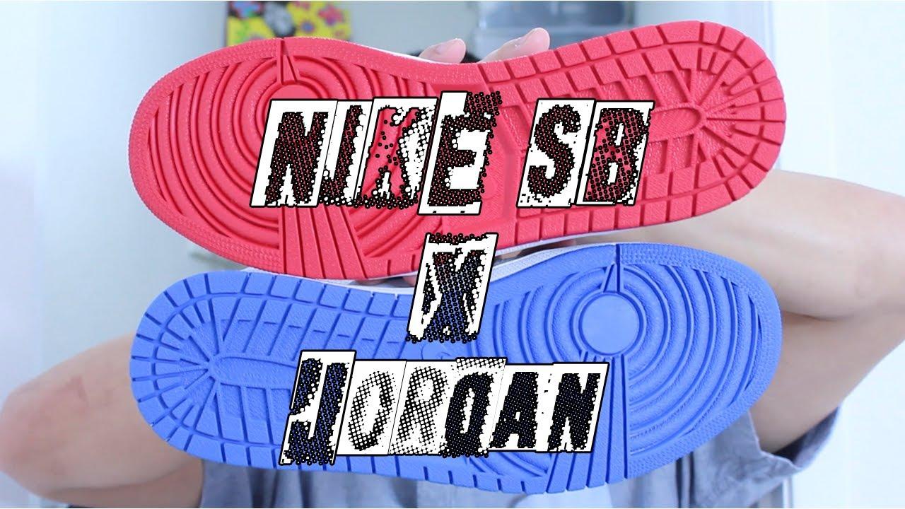 cheap for discount a5e9e 78c60 Nike SB X Jordan 1 X Lance Mountain - Detailed Review