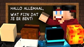 HALLO ALLEMAAL, WAT FIJN DAT JE ER BENT! - Minecraft