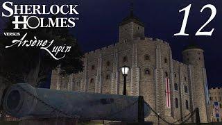 Let's Play Sherlock Holmes jagt Arsène Lupin #12 - Dringend benötigter Ortswechsel (Deutsch)