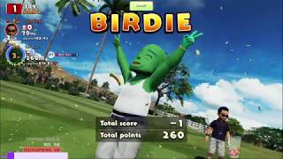 Checking Out: Everybody's Golf w/ Sinvicta