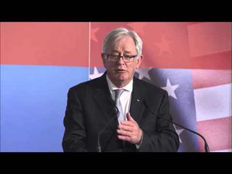 Trade Minister Andrew Robb - Alliance 21 Canberra
