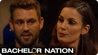 Nick Viall Admits Former One Night Stand With Contestant Liz! | The Bachelor US