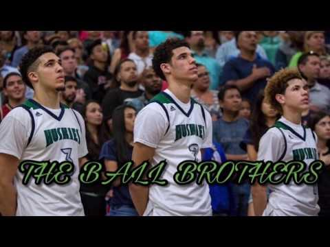 THE BALL BROTHERS AT CHINO HILLS HIGHLIGHTS