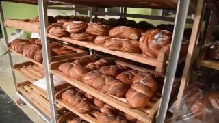 Выпечка большого ассортимента хлебобулочных изделий Ротационные печи