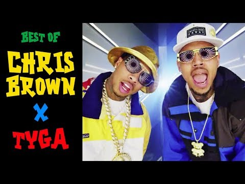 Best Of Chris Brown & Tyga | R&B Hip Hop Rap Songs | Urban Club Mix | DJ Noize Mixtape