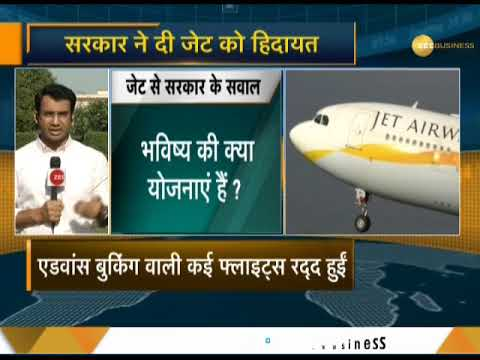 Government directs aviation secy to hold emergency meet as Jet Airways cancels more flights