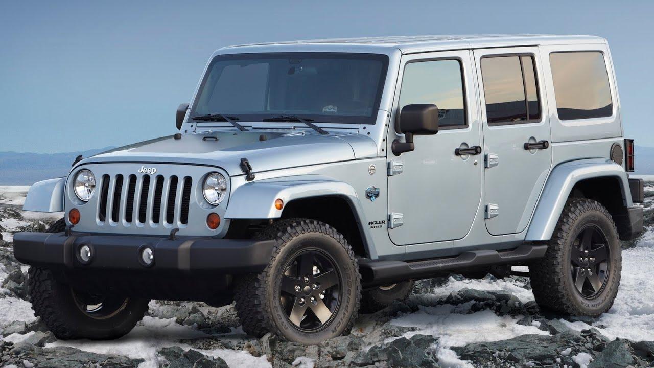 jeep wrangler arctic (2012) - youtube