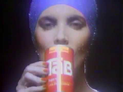 "80's Tab Soda Commercial ""Tab's Got Sass!"""