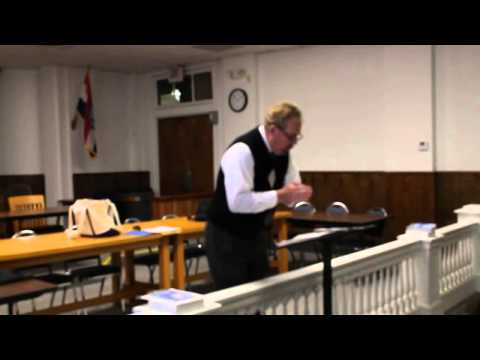 The MO. Sunshine Law - Explained by Tom Durkin, Public Education Director, from the AG office