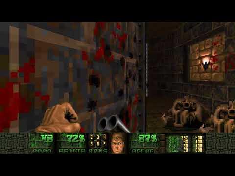 Doom 2 | Speed of Doom | Part 12 | Maps 17-18