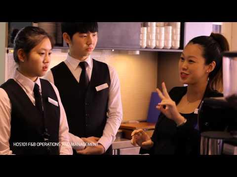 HOS101 Food & Beverage Operations Management - Sandra Kong