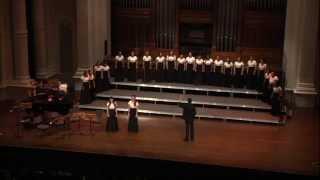 O Salutaris Hostia (Eriks Esenvalds) - VOCO Singapore Ladies Choir