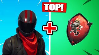 Les 10 meilleures combinaisons de peau Fortnite de mes téléspectateurs! Top Estate - Fortnite Battle Royale