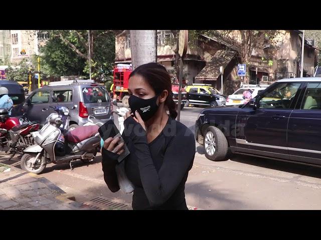 Malaika Arora Snapped At Diva Yoga Bandra