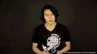 俳優・ミュージシャンの藤田玲さん、2016年より、GAMES GLORIOUS (ゲー...