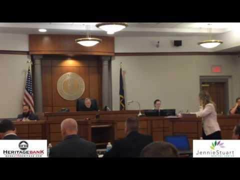 New Life Murders Trial - Steve Barrett #1