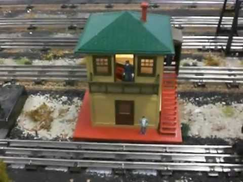 Grand Srand Model Railroaders O Scale Model Train Layout